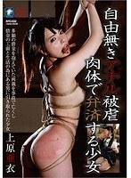 自由なきアナル被虐肉体で弁済する少女 上原亜衣 ダウンロード