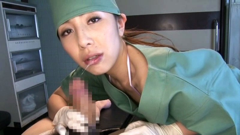 手術台でフルボキチ○ポをしゃぶる