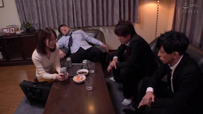 姦姦怨姦 逆怨みでレ●プされる無関係な妻と娘 篠田ゆう 永瀬ゆい
