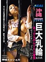 沖縄グラマラスあっけらかんsex事情 巨大乳輪女子大生「させてください」「うん、いいよ」 神城ミッシェル ダウンロード