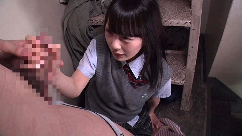 中出し玩具になってしまった下校途中の制服女子 五十嵐星蘭 画像3