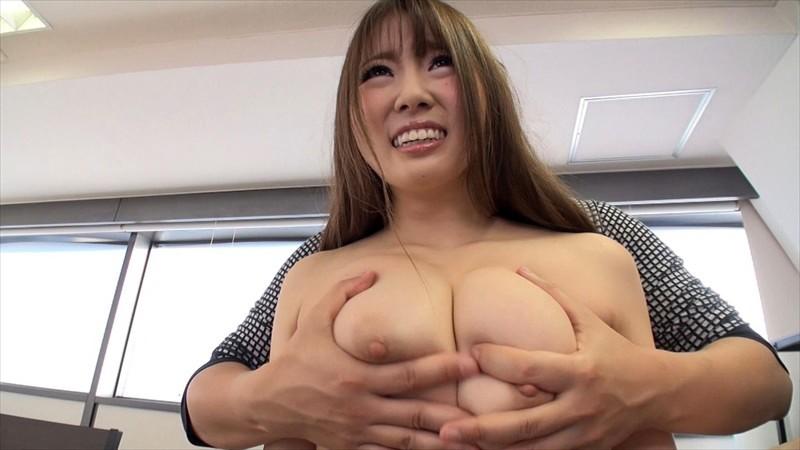 巨乳ヤリマン女の逆ナン密着ズコバコSEX 泡沫ゆうきのサンプル画像