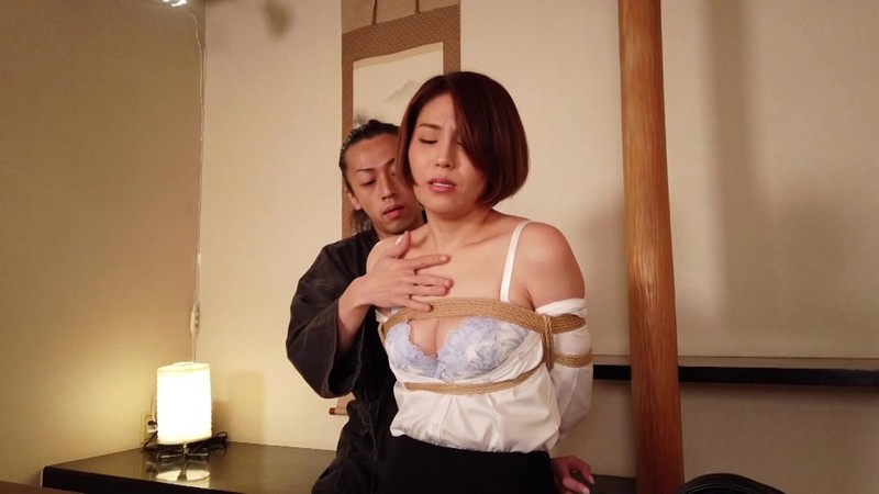 XRW-807 Studio Real Works - S&M, Married Woman Ravaged By Husband And Toyed With By Boss, Rei Takatsuki big image 3