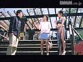 痴漢電車 おさわり痴女sample8