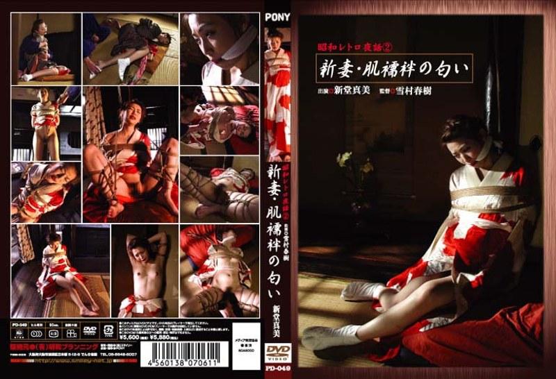 昭和レトロ夜話 2 新妻・肌襦袢の匂い 新堂真美