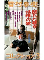 雪村春樹コレクション3 堕ちた隷女・淫精の館 水野理沙 ダウンロード