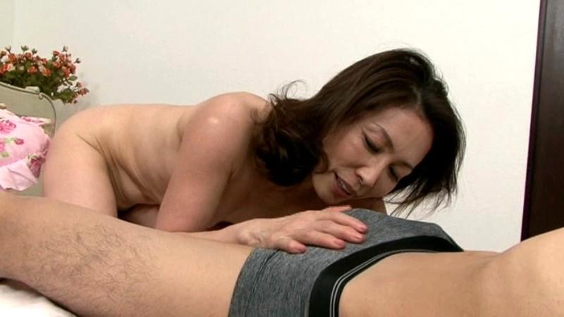 近親相姦 五十路のお母さんに膣中出し 松下美香52歳サンプルF17