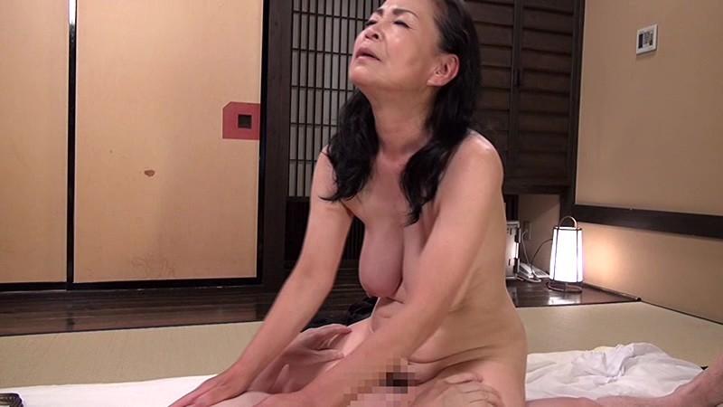 熟年フルムーン 高齢夫婦駒寄の旅 坪井冨美|無料エロ画像9