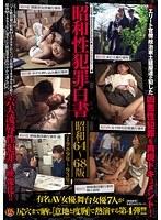 昭和性犯罪白書 昭和64〜68版