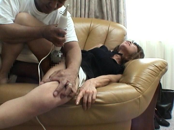 ギリモザ剃り剃り熟女 画像12