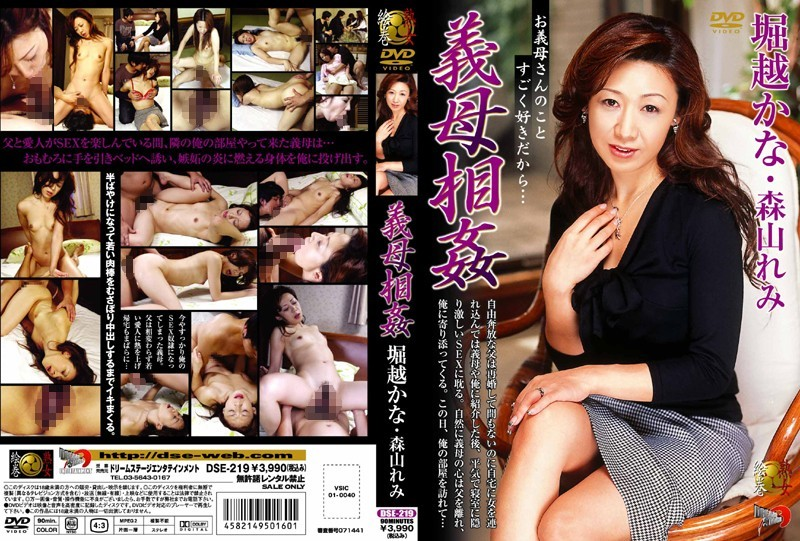 DSE-219 Remi Moriyama Mother-in-Law Incest