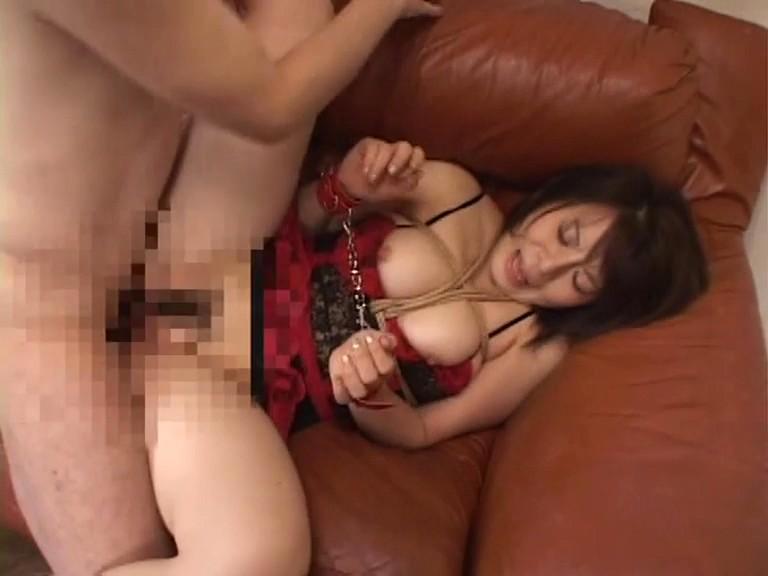 拘束陵辱メス熟女 北条あみ・さやか 画像10