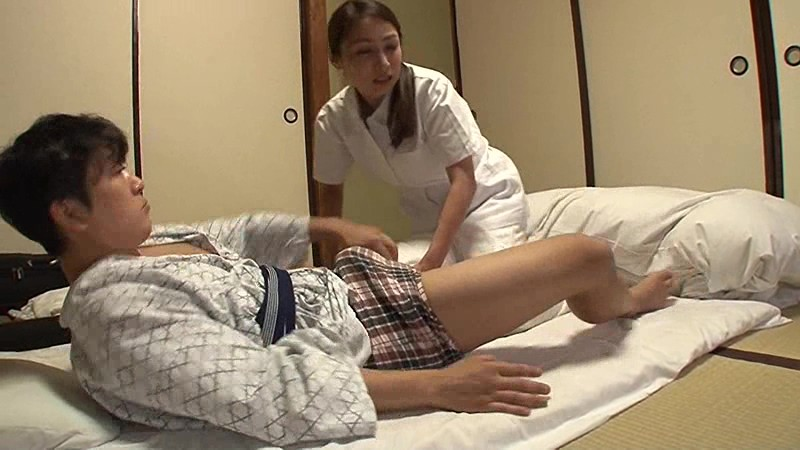 極上の寝取られ体験 このたびウチの妻が温泉地での出張マッサージでお客に完全に寝取られてしまいました 宮本沙央里 1枚目