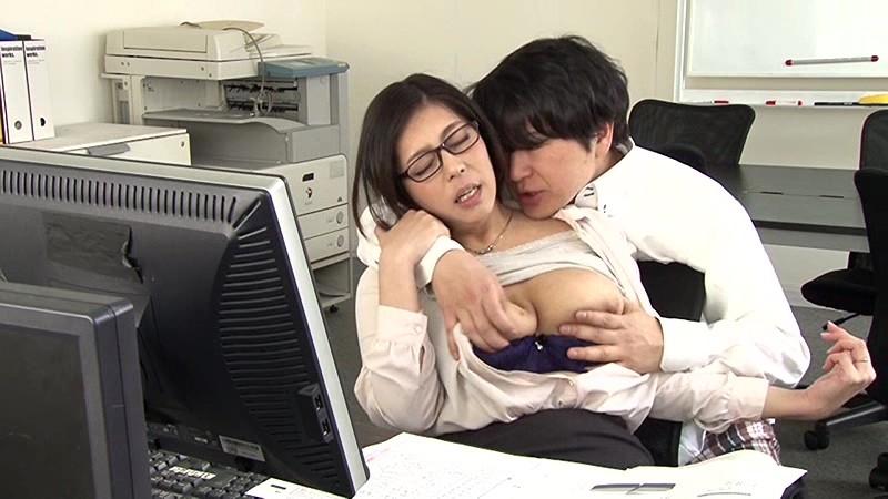 憧れの女上司と 日向万里子 キャプチャー画像 9枚目