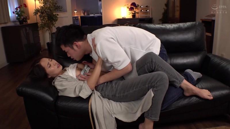 憧れの兄嫁と 通野未帆 キャプチャー画像 4枚目