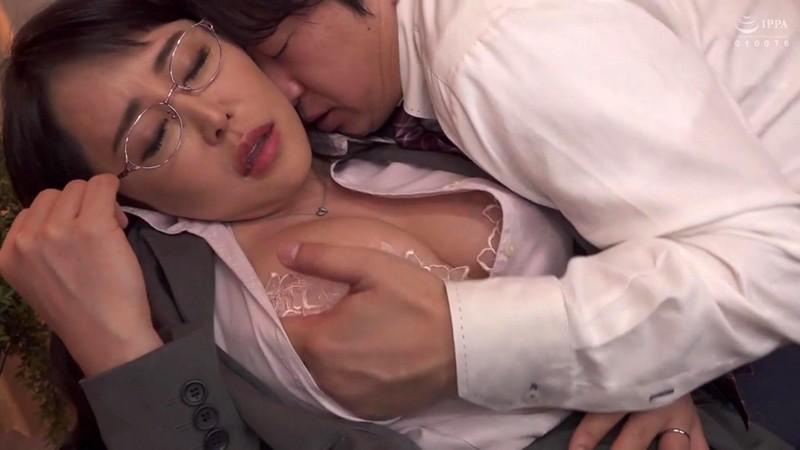 憧れの女上司と 純岡美乃理 キャプチャー画像 1枚目