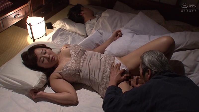 お義父さんもうアソコが疼いて濡れているんです… KAORI キャプチャー画像 6枚目