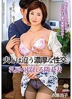 夫とは違う濃厚な性交。 赤瀬尚子