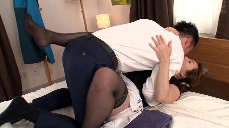 母と息子の中出し性活。 風間ゆみ