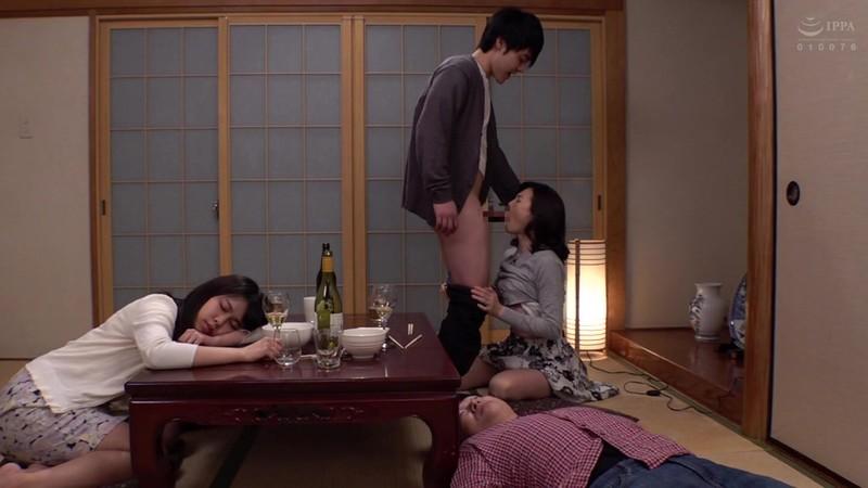 再婚相手より前の年増な女房がやっぱいいや… 竹内梨恵 画像3