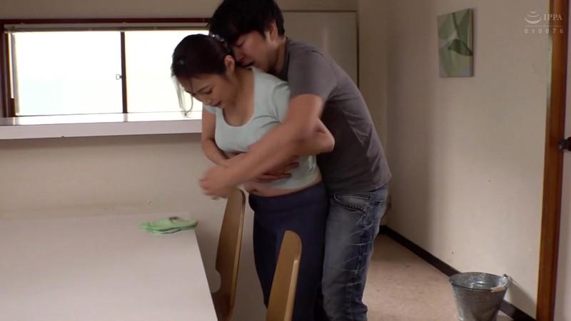 母姦中出し 息子に初めて中出しされた母 湯川遥華 キャプチャー画像 7枚目