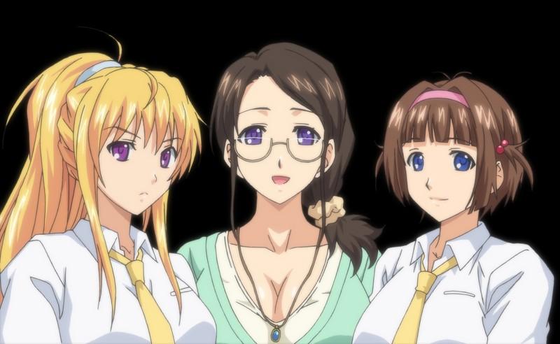 OVA巨乳家族催● #1 家族の絆 1