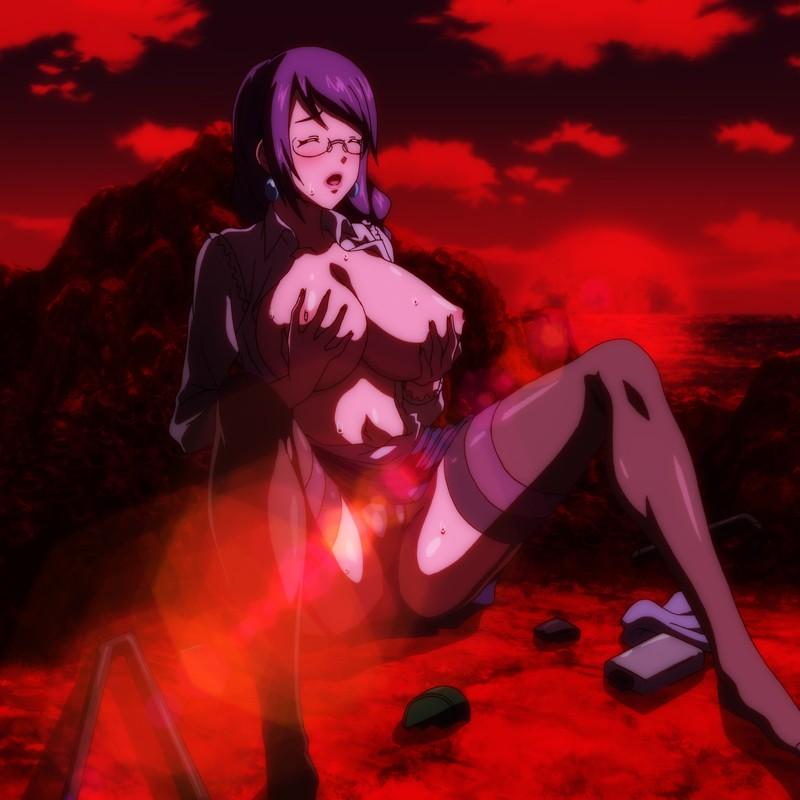 OVA 受胎島 #1 『どうしてアンタみたいなブサ男に種付けされなきゃいけないのよ!?』 1