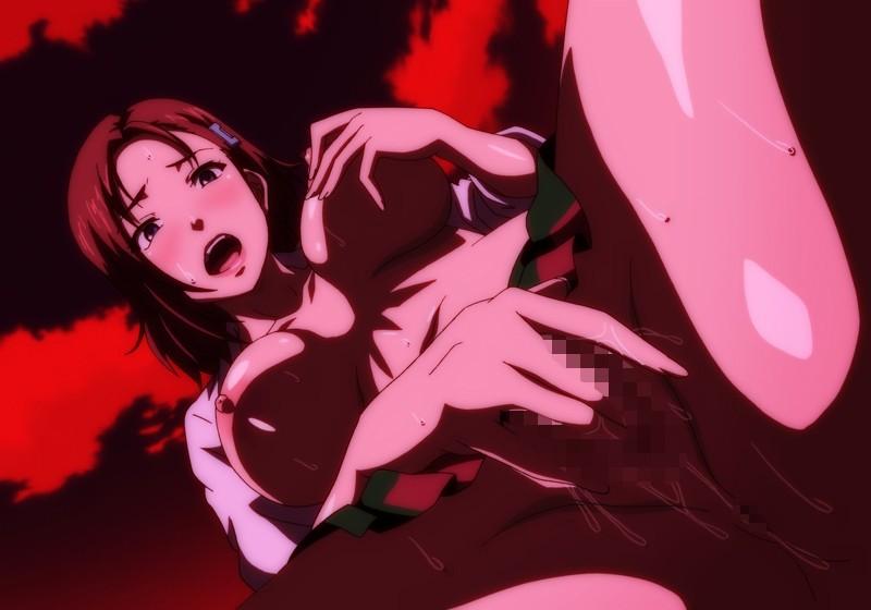 OVA 受胎島 #1 『どうしてアンタみたいなブサ男に種付けされなきゃいけないのよ!?』 2