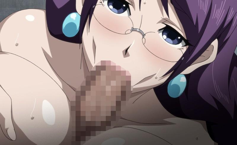 OVA 受胎島 #1 『どうしてアンタみたいなブサ男に種付けされなきゃいけないのよ!?』4