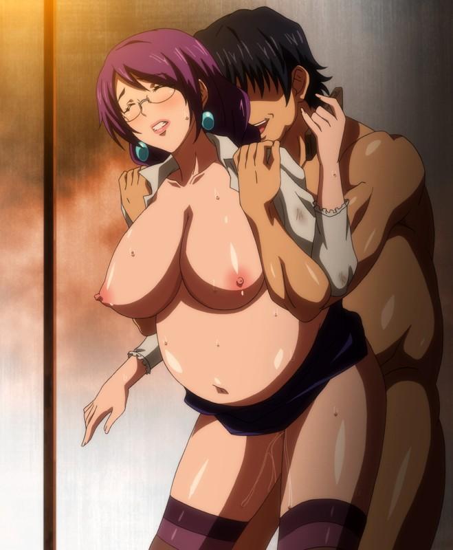 OVA 受胎島 #2 『ご主人様のぶっといお●んぽ…あたしのエロま●こにぶち込んで◆』 2
