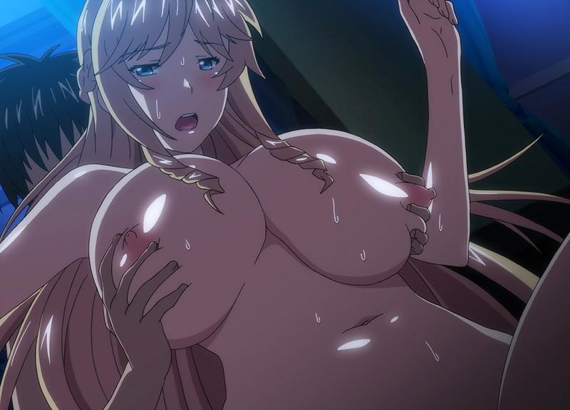 巨乳令嬢MC学園 #2「女帝の陥落」15