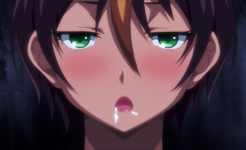 OVA裏・受胎島 #1 精液って…なんでこんなに…美味しいの…