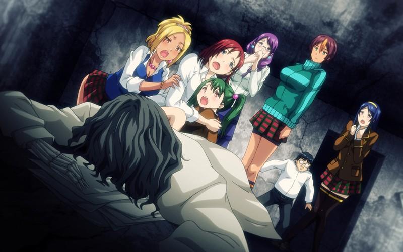 OVA裏・受胎島 #1 精液って…なんでこんなに…美味しいの… 4