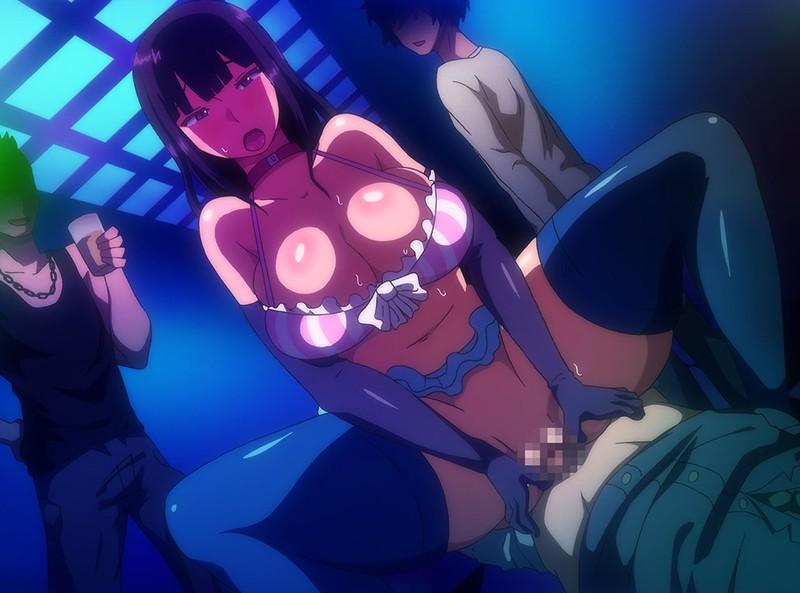 OVAむっつりドスケベ露義母姉妹の本質見抜いてセックス三昧 #111