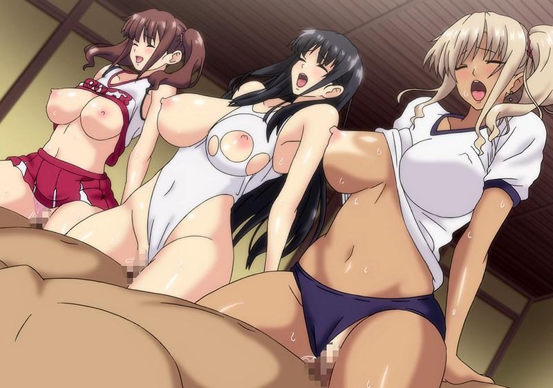 OVA巨乳J○がオジさんチ○ポとじゅぽじゅぽいやらしいセックスしてます。#2 オジさんチ○ポ、みんなでシェア◆