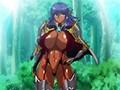 OVAようこそ!スケベエルフの森へ #3 エルフとダークエルフの全面対決! 救世主様と『らぶらぶ子作り対決』◆