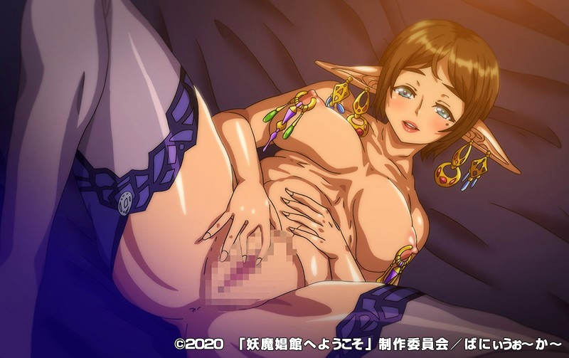 OVA妖魔娼館へようこそ#1 画像12