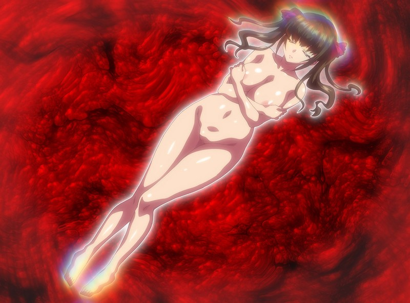 OVA邪娠娼館―淫乱巨乳母娘生贄儀式― #1のサンプル画像1