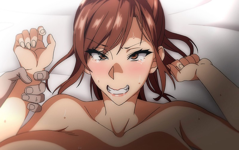 OVA向日葵ハ夜ニ咲ク セル版 画像12