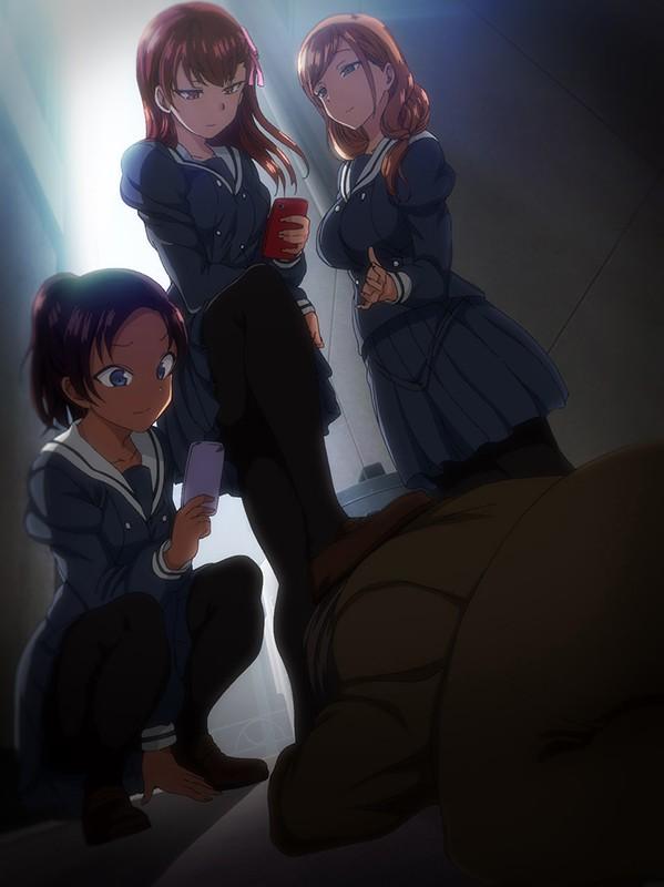 【FANZA限定】OVAイジラレ 〜復讐催●〜#2 オリジナルB2タペストリー付 画像2