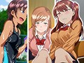 【FANZA限定】OVAイジラレ 〜復讐催●〜 #3 オリジナルB2タペストリー付 画像2