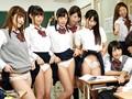 今年から共学になったヤリマン女子校に入学したら…まさかのヤ...sample10