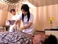 「仕事はできるがチ○ポ扱いは苦手な先輩看護師の指コキと仕事はできないがチ○ポ扱いが上手な新人看護師の手コキどちらがお好き?」VOL.1のサンプル画像