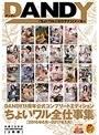 DANDY11周年公式コンプリートエディション ちょいワル全仕事集<2016年6月~2017年5月>(1dandy00566)