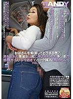 「『おばさんを痴漢してどうする気?』男を忘れた美淑女は尻に押しつけられたチ○ポの感触が久しぶり過ぎてバック挿入も拒めない」VOL.2 ダウンロード