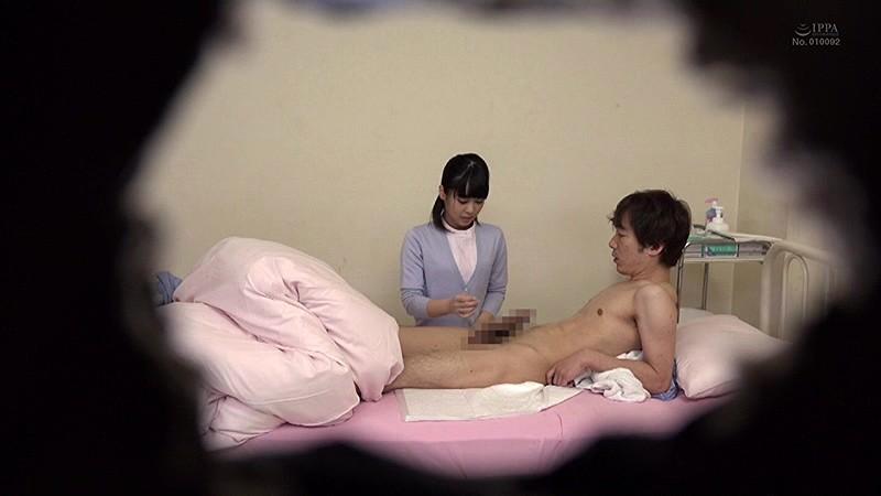 「街行くお昼休みの看護師に取材交渉!『男性患者にしている清拭を見せてもらえませんか?』お下品なAV撮影とは知らず…真面目に陰部洗浄を披露する白衣の天使たちはセックスまでしてしまうのか?」VOL.1 1枚目
