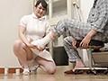 「おばさん看護師の入浴介助スペシャル」VOL.2 透けパン尻で勃起した青年チ○ポを見た看護師が恥じらいながらも最後までヤらせてくれた