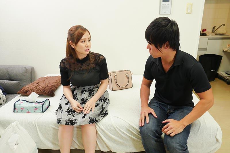 「『はじめてがワタシで本当にいいの?』 天然女優 吉川あいみが筆おろしのお手伝い」 17枚目