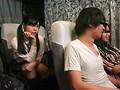 「夜行バスで出会った痴女J○に淫語言葉責め唾液たっぷり手コキで焦らされて敏感になったチ○ポを連続でヤられた」VOL.1