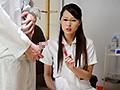「真夜中の採精室でAV鑑賞 2人きりの状況で勃起した患者チ○ポを握らされた......thumbnai9